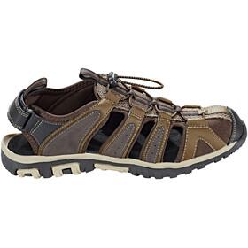 Hi-Tec Cove Breeze Sandals Men chocolate/brown/burnt orange